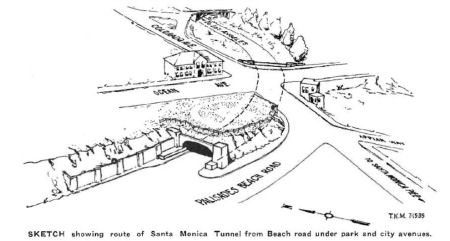 McClure Tunnel - Nov 1935