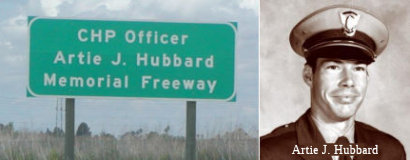 Officer Artie J. Hubbard