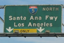 Santa Ana Freeway