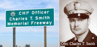 CHP Officer Charles T. Smith