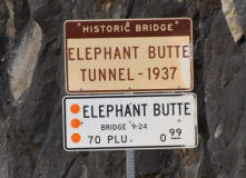 Elephant Butte Tunnel