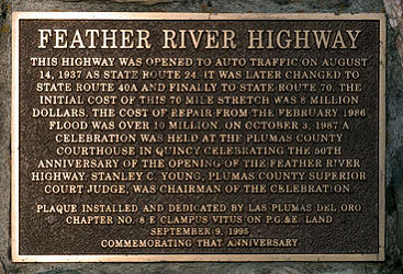 Feather River Highway