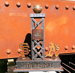 Bay Bridge As/Giants Trophy