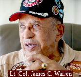 Lieutenant Colonel James C. Warren