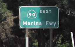 Marina Freeway