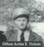 CHP Officer Archie E. Nichols