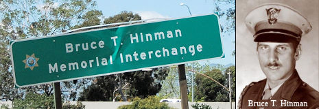 Bruce T. Hinman Memorial Interchange