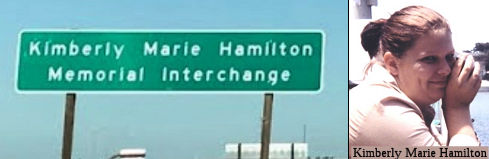 Kimberly Marie Hamilton Memorial Interchange