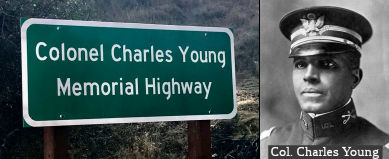 Colonel Charles Young Memorial Highway