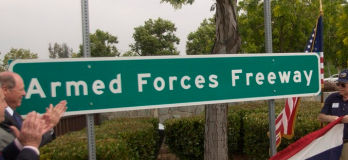 Armed Forces Freeway