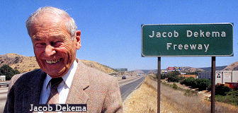 Jacob Dekema Freeway