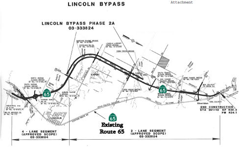 Lincoln Bypass Phase IIA