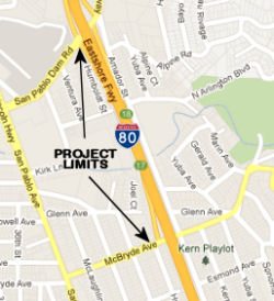 San Pablo Interchange Improvements