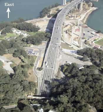 Rte 80 Yerba Buena Island West Off Ramps