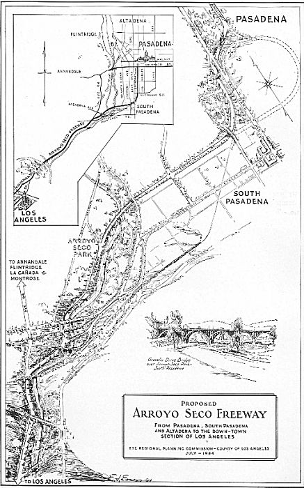 Arroyo Seco Plan