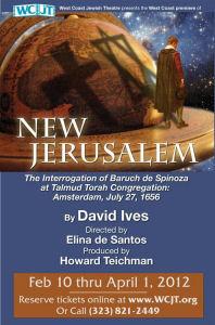New Jerusalem at the Pico Playhouse