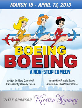 Boeing Boeing at REP East