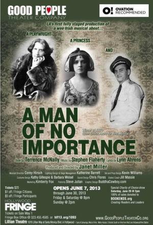 Man of No Importance (Good People at Lillian)