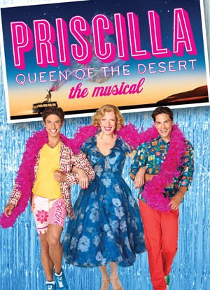 Priscilla - Queen of the Desert (Pantages)
