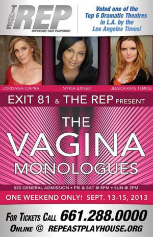 Vagina Monologues (Rep East)