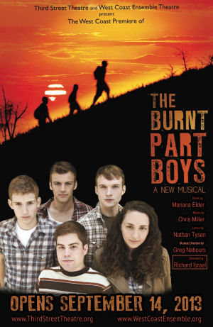 Burnt Part Boys (Third Street Theatre)