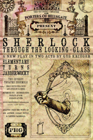 Sherlock Through The Looking Glass (Porters of Hellgate)