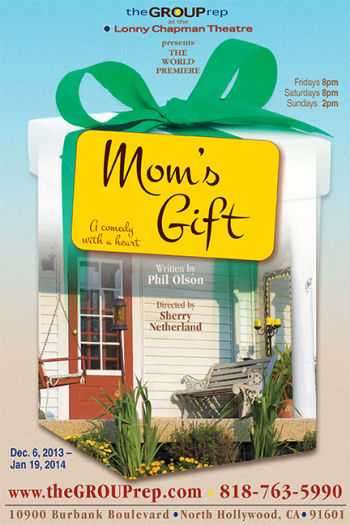 Mom's Gift (Group Rep Theatre)