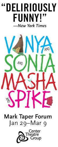 Vanya and Sonia and Masha and Spike (Taper)