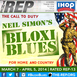Biloxi Blues (REP East)