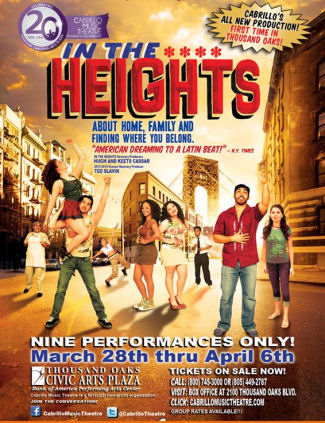 In The Heights (Cabrillo)