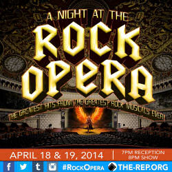 A Night at the Rock Opera (REP)