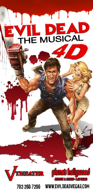 Evil Dead The Musical (V Theatre)