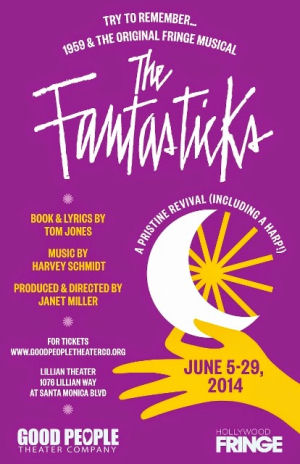The Fantastiks (Good People Theatre)