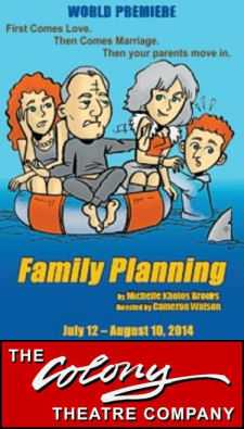 Family Planning (Colony Theatre)