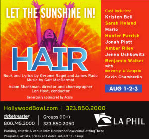 Hair (Hollywood Bowl)