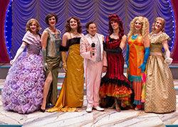 Pageant - Cast (Cygnet Theatre) - Photo by Daren Scott