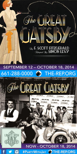 The Great Gatsby (Rep East)