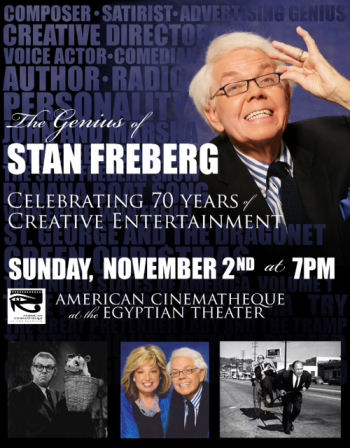 Stan Freberg Tribute
