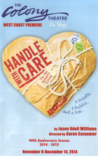 Handle with Care (Colony Theatre)