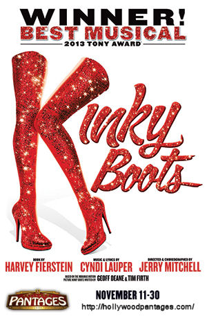 Kinky Boots (Pantages)