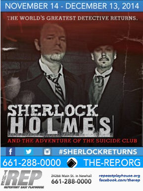Sherlock Holmes and the Adventures of the Suicide Club