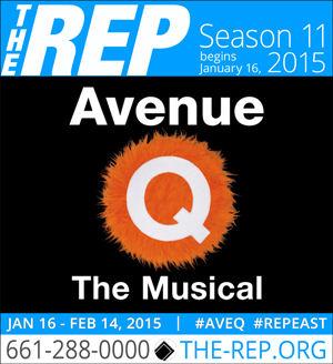 Avenue Q (Repertory East)