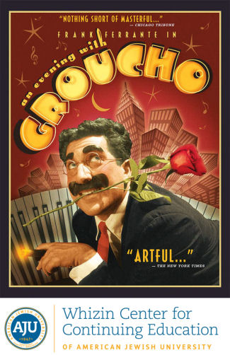 An Evening With Groucho (AJU)