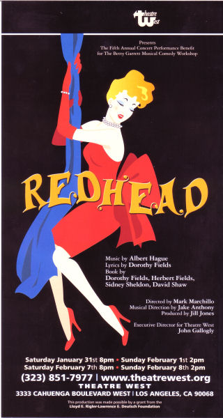 Redhead (Theatre West)