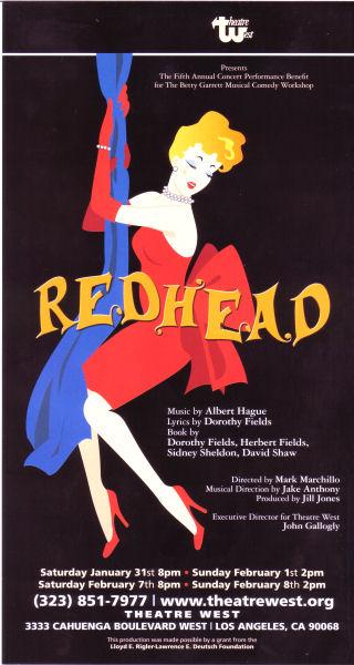 Redhead (Theatre West)