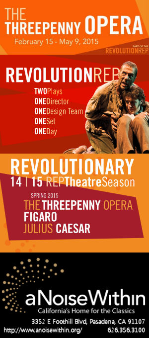 The Threepenny Opera (A Noise Within)
