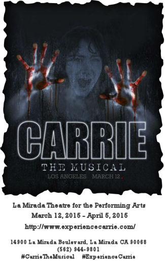 Carrie The Musical (La Mirada)