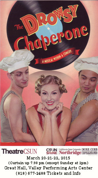 The Drowsy Chaperone (CSUN)