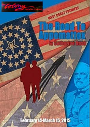 The Road to Appomattox (Colony Theatre)