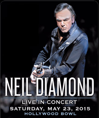 Neil Diamond - Hollywood Bowl 2015